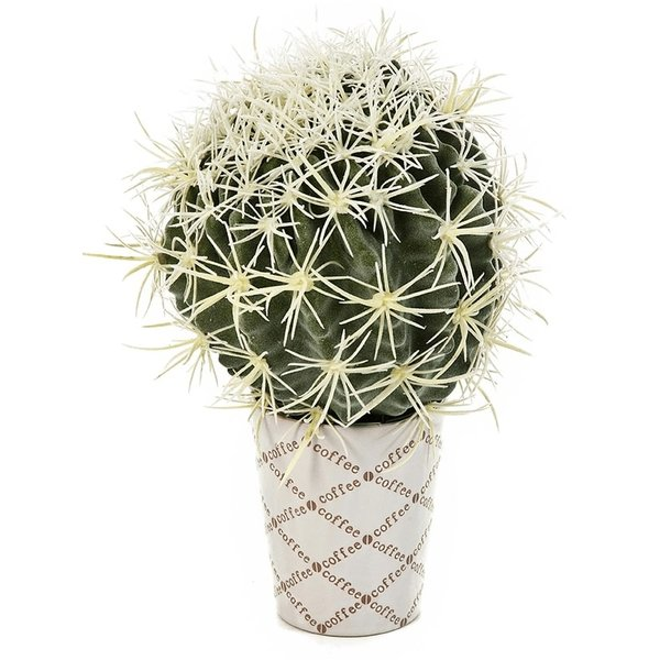Golden Barrel Cactus - kunstplant