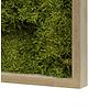 Platmos Bamboe Schilderij Vierkant