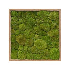 Fleur.nl - Bolmos Bamboe Schilderij Vierkant