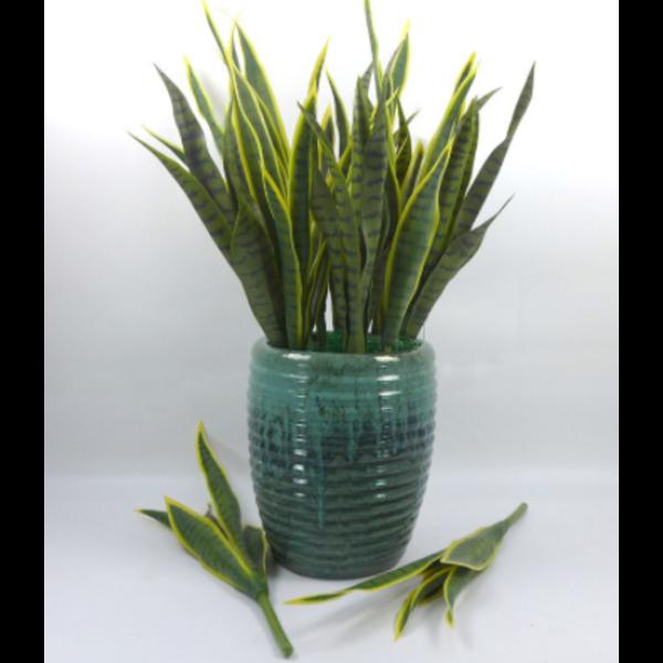 Sansevieria stengel - kunstplant