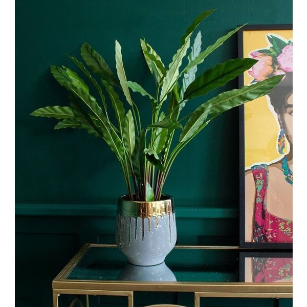 Calathea Wavestar - kunstplant