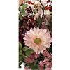 Boeket Pink XL - kunstplant