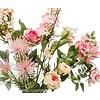 Boeket Pink - kunstplant