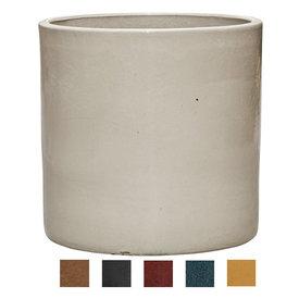 Fleur.nl -Ter Steege Cylinder Ceramic L Ø 40