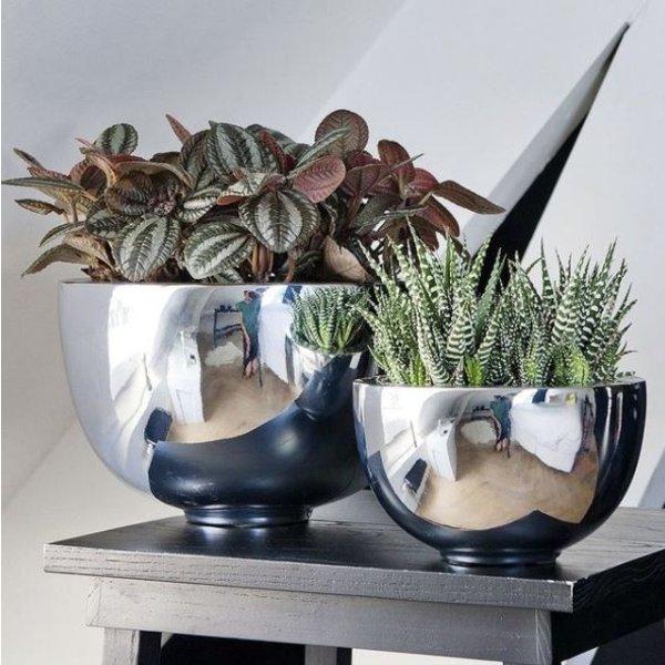 Fiberstone Platinum Globe Ø 30 cm