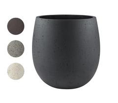 Lichtgewicht potten met stoere uitstraling