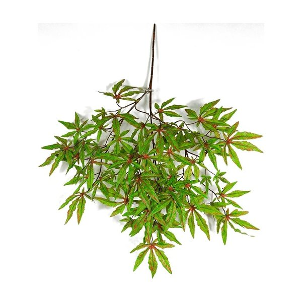Japanse Maple Spray Red - kunstplant