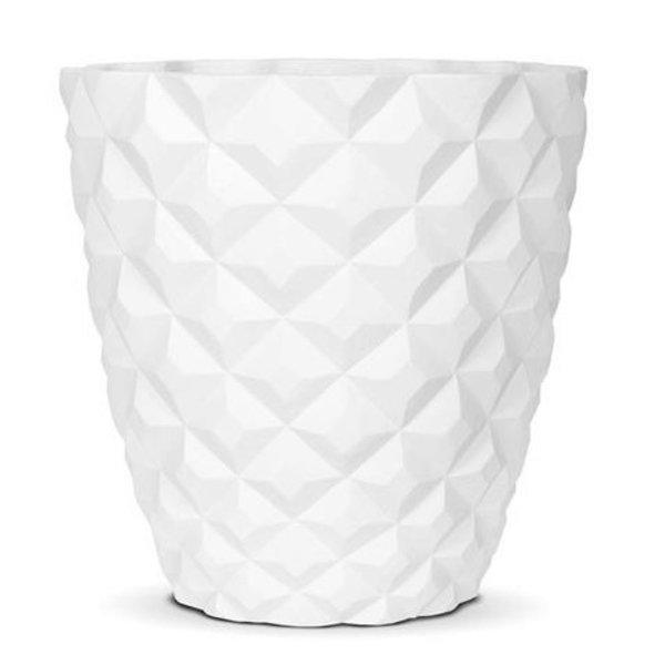 Capi Lux Heraldry Vase Tapered Round Indoor Ø 38