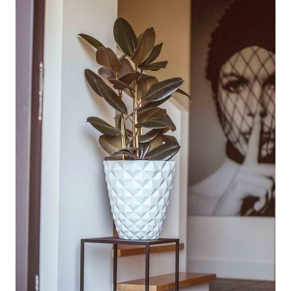 Capi Lux Heraldry Vase Tapered Round Indoor Ø 51