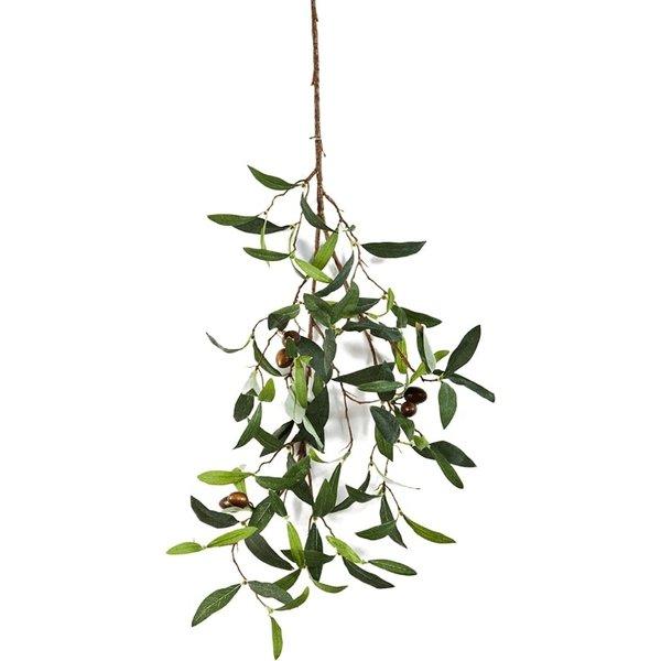 Olive Spray - kunstplant