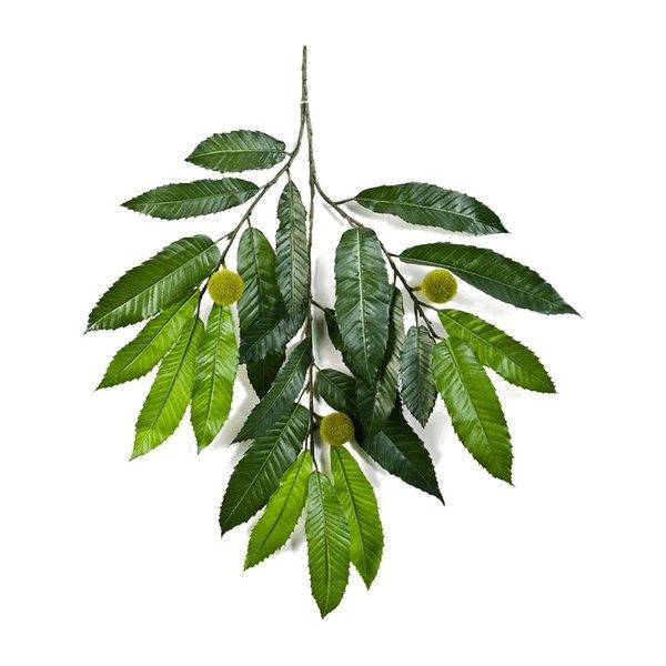 Chestnut Spray - kunstplant