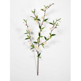 Fleur.nl - Cherry Blossom Spray White - kunstplant