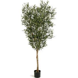 Fleur.nl - Natural Olive Large - kunstplant