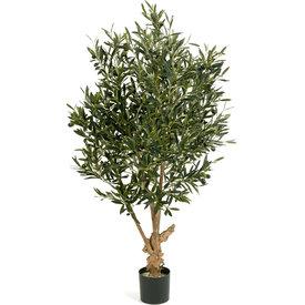 Fleur.nl - Natural Olive Vertakt - kunstplant