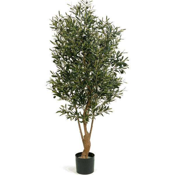 Natural Olive Vertakt - kunstplant