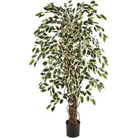 Fleur.nl - Ficus Liana variegata Small - kunstplant