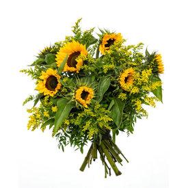 Fleur.nl - Boeket Sunflower