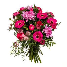 Fleur.nl - Boeket Pink Explosion