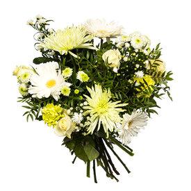 Fleur.nl - Boeket White Explosion