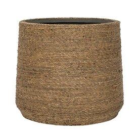 Fleur.nl -Pottery Pots Bohemian Straw Patt Ø 25 cm
