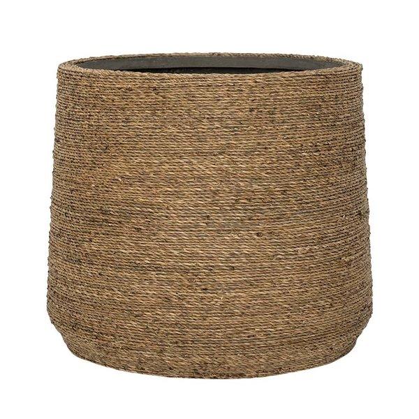 Pottery Pots Bohemian Straw Patt Ø 49 cm - Hoogte 41 cm