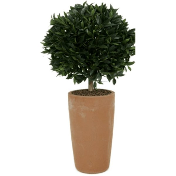 Laural Ball pot high - kunstplant