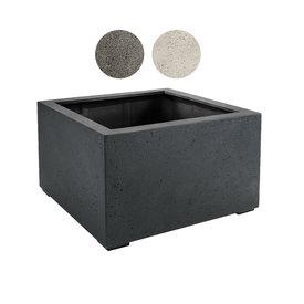 Fleur.nl - Low Cube L Concrete Ø 100