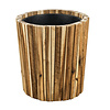 Marrone Wood Box Ø 48 cm (+ inzetbak)  - large