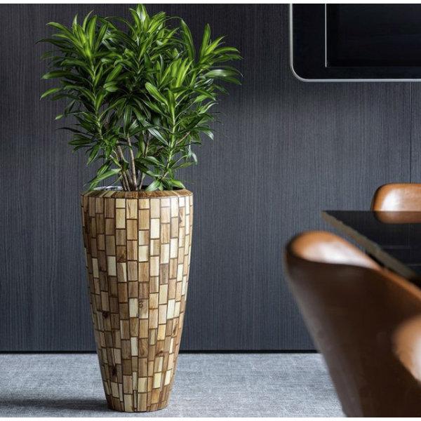 Baq Wood block 70 cm (+ inzetbak) - medium