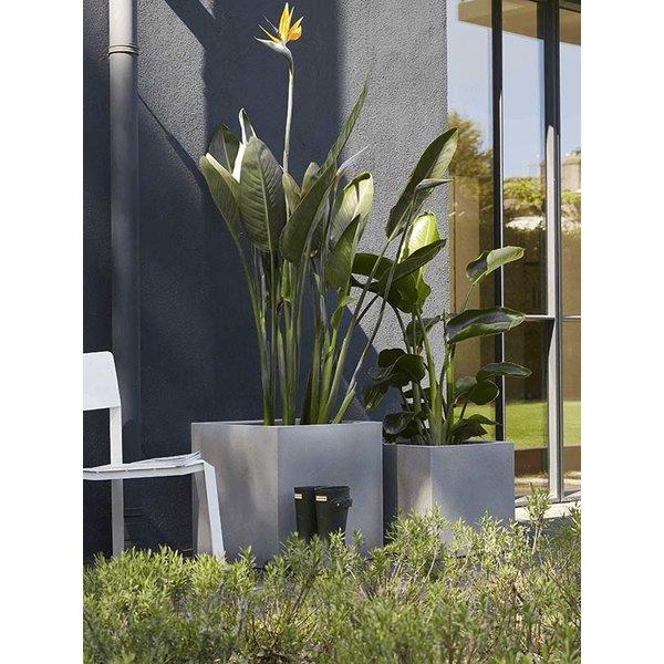 Capi Urban Planter Square Smooth Medium B30 x H30 cm