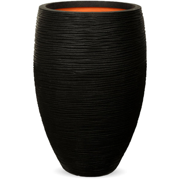 Capi Nature Vase Elegant Deluxe Rib Medium Ø 40
