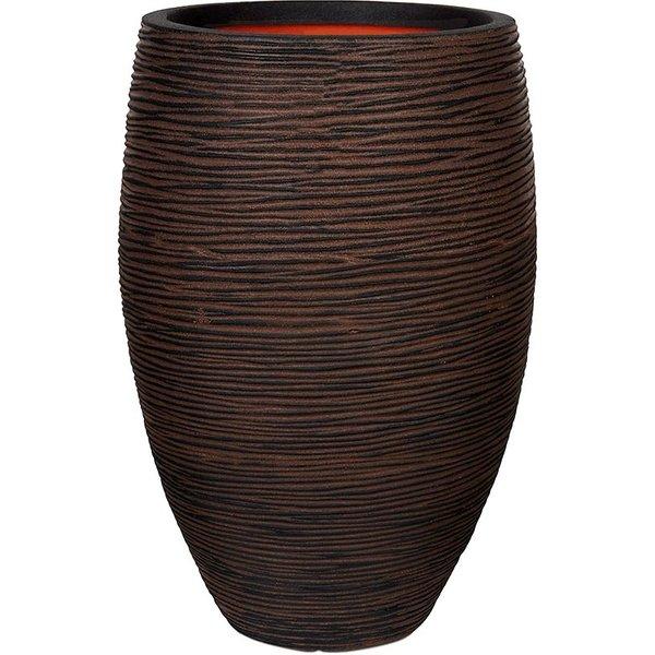 Capi Nature Vase Elegant Deluxe Rib XL Ø 56