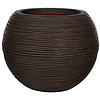 Nature Vase Ball Rib Medium Ø 40