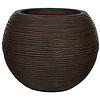 Nature Vase Ball Rib Large Ø 62