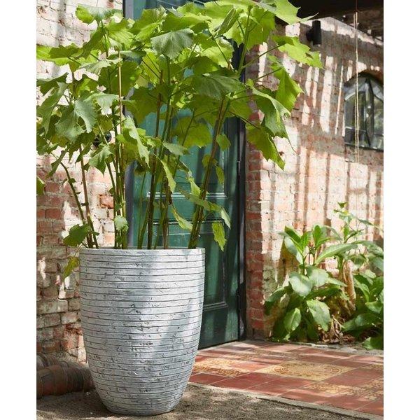 Capi Nature Row Vase Elegant Low Ø 35