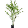 Chamaedorea kunstplant in pot Smooth Elegance Low