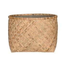 Fleur.nl -Pottery Pots Bohemian Bamboo Roll 63 cm