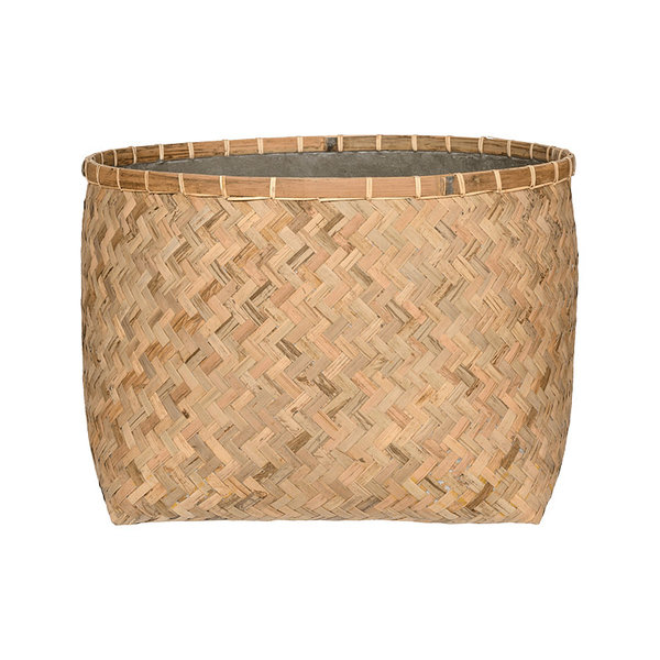 Pottery Pots Bohemian Bamboo Roll 63 cm
