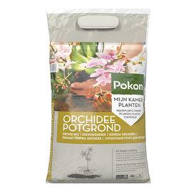 Fleur.nl -Pokon Orchidee bark potgrond