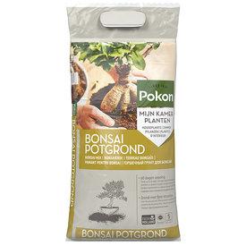 Fleur.nl -Pokon Bonsai grond & voeding