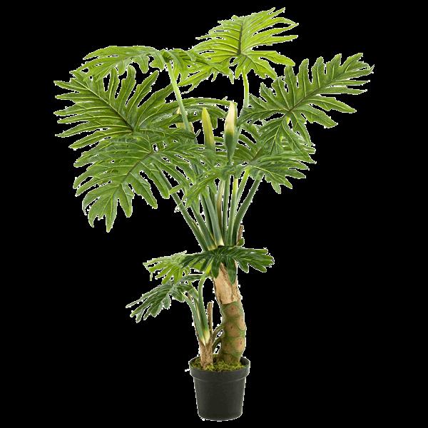 Philodendron Vertakt - kunstplant