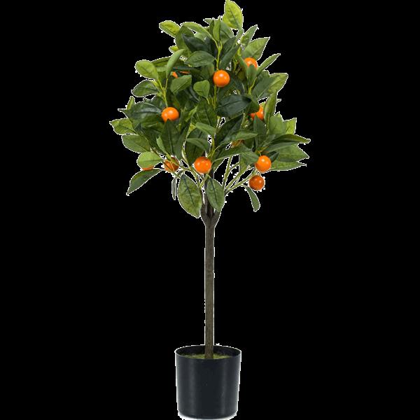 Orange Tree - kunstplant