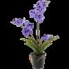 Vanda Purple - kunstplant