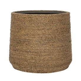 Fleur.nl -Pottery Pots Bohemian Straw Patt Ø 35 cm