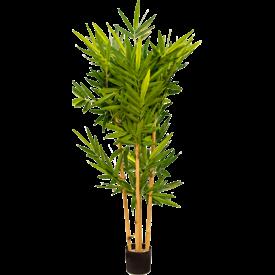 Fleur.nl - Bamboo Small - kunstplant