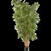 New Bamboo Big Leaf - kunstplant