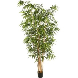 Fleur.nl - New Bamboo Big Leaf - kunstplant