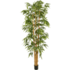 New Giant Bamboo Big Leaf - kunstplant