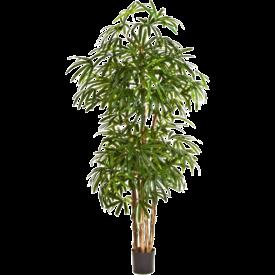 Fleur.nl - Natural Rhapis Palm - kunstplant