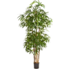 Natural Rhapis Palm XL - kunstplant